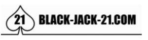 Black-Jack-21 Logo