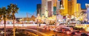 Blackjack in Las Vegas