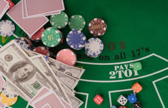 Blackjack-Tische