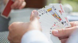 Kann man Blackjack zu zweit spielen?