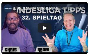 Radek Vegas als Bundesliga-Experte bei oddspedia