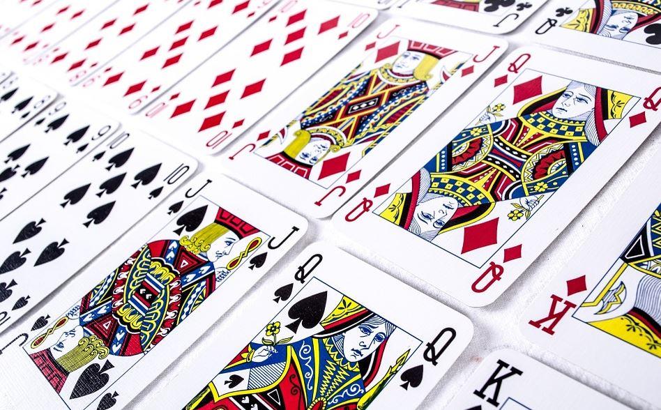 Darf man im Casino Karten zählen?