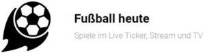 Fussball heute Logo